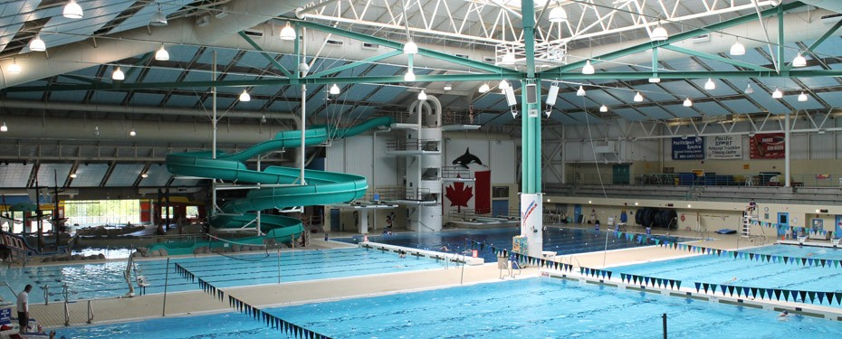 saanich commonwealth pool