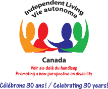Independent Living Canada logo