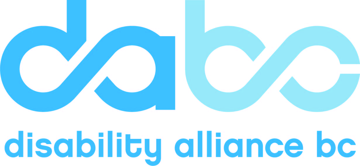 Disability Alliance BC logo