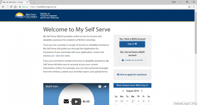 How do I get the forms to apply for PWD (Persons With